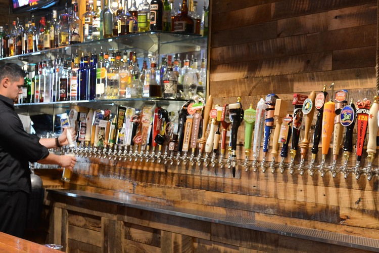 The Tap Room — The Elbow Room
