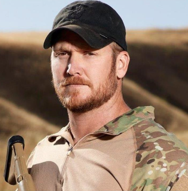 USN CPO Chris Kyle (4/8/1974 - 2/2/2013)