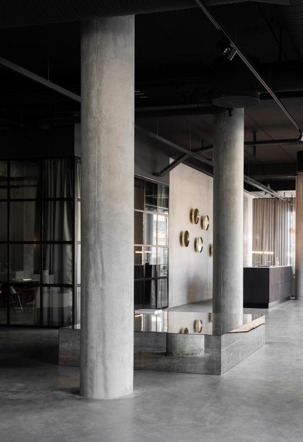 Menu Space / Concept & Spatial Design