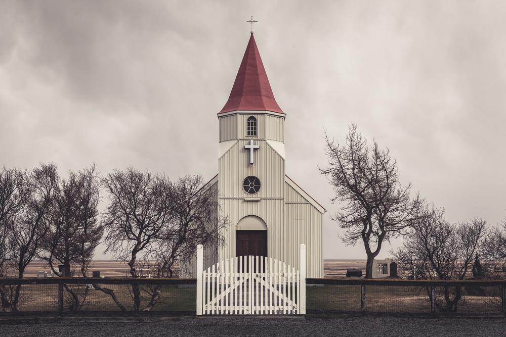 Glaumbær Church