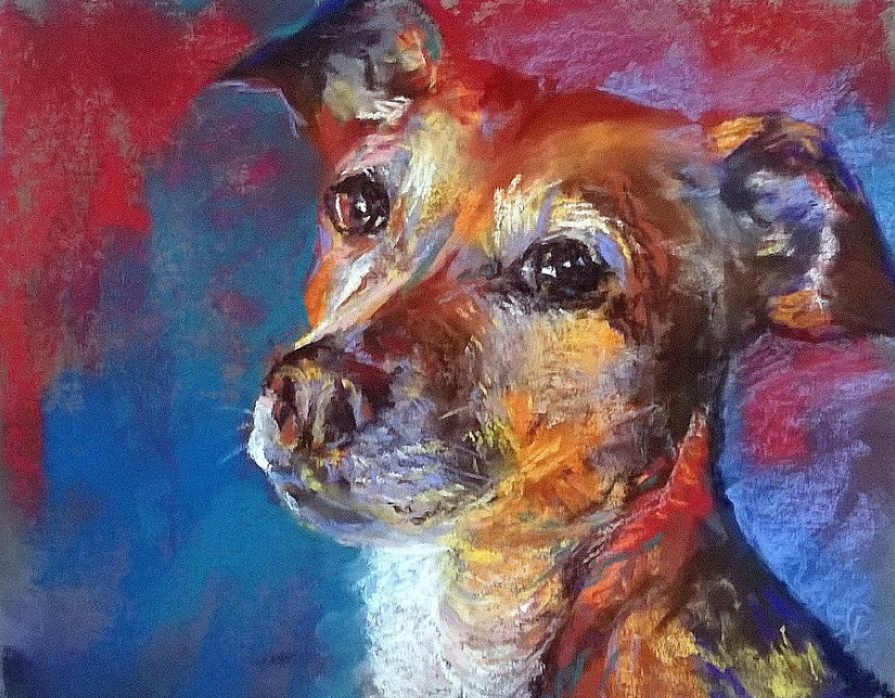 Penny In Soft Pastel Pastel by Sue Gardner.png