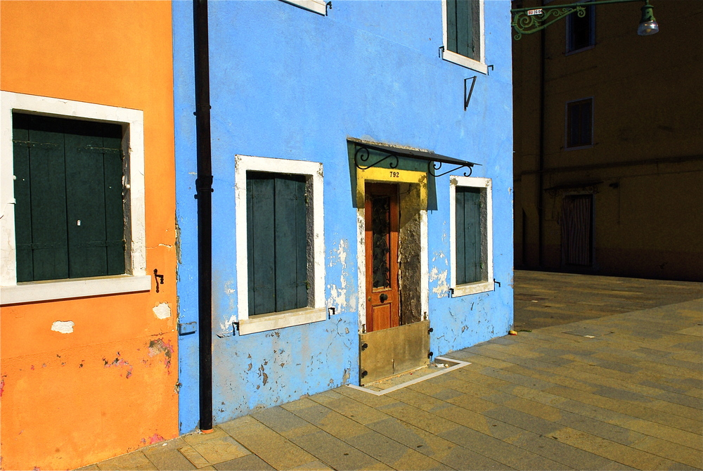 Venice, Burano Is. Italy