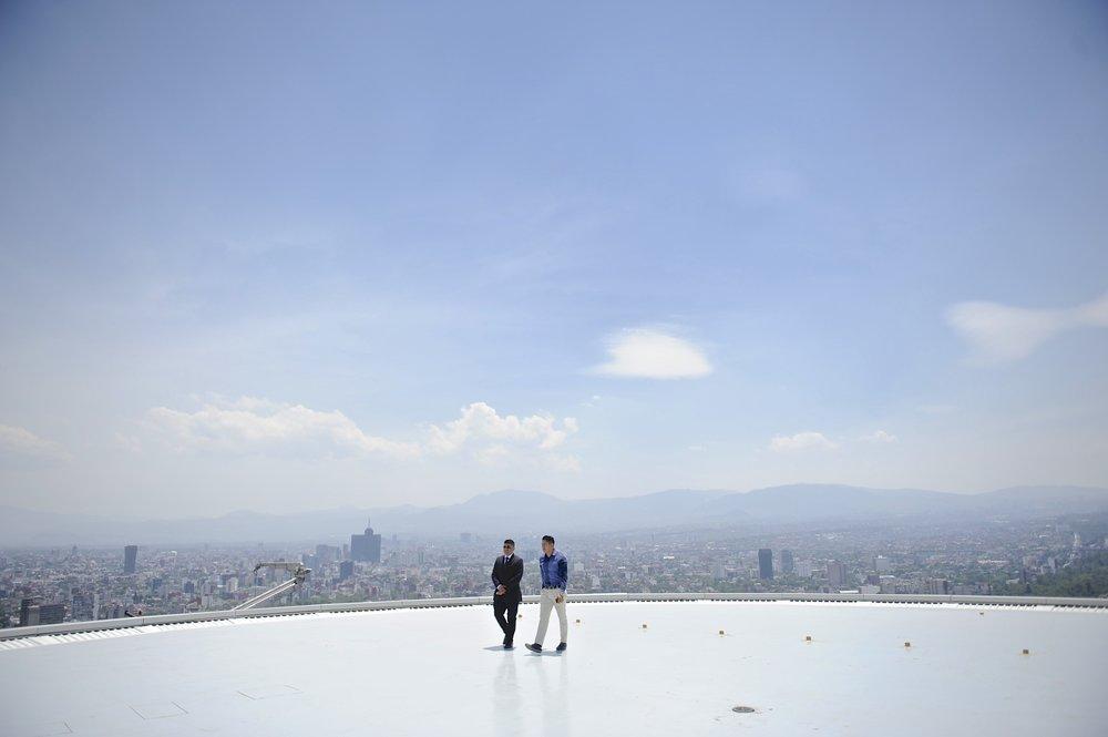 Helipad Mexico City
