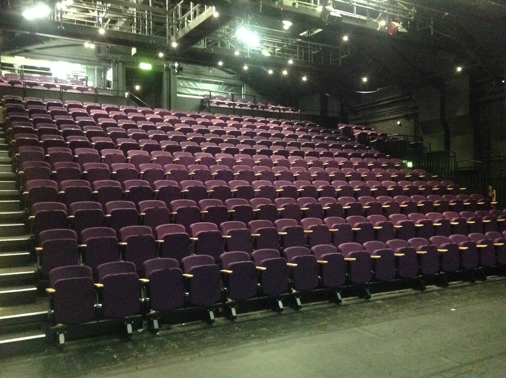 THE PLACE THEATRE, LONDON