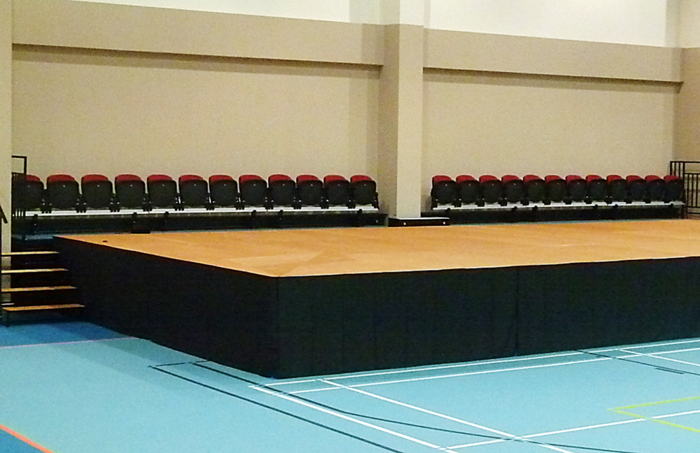 Butec modular staging systems