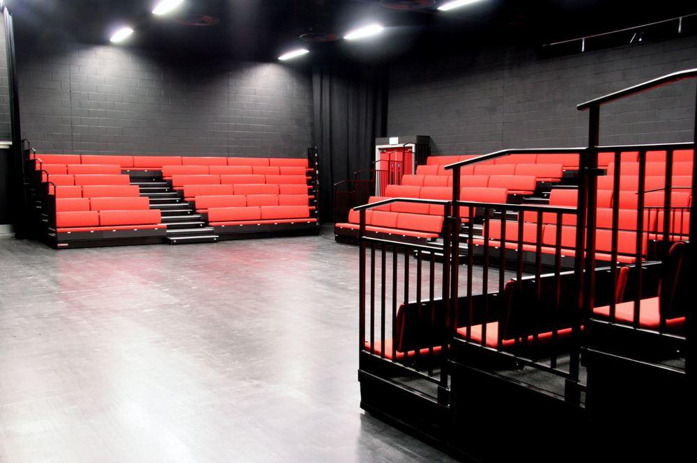 Telescopic studio theatre seating.JPG