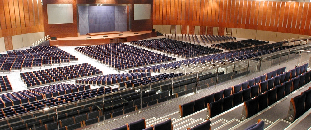 Retractable bleacher auditorium seating folding seats and chairs