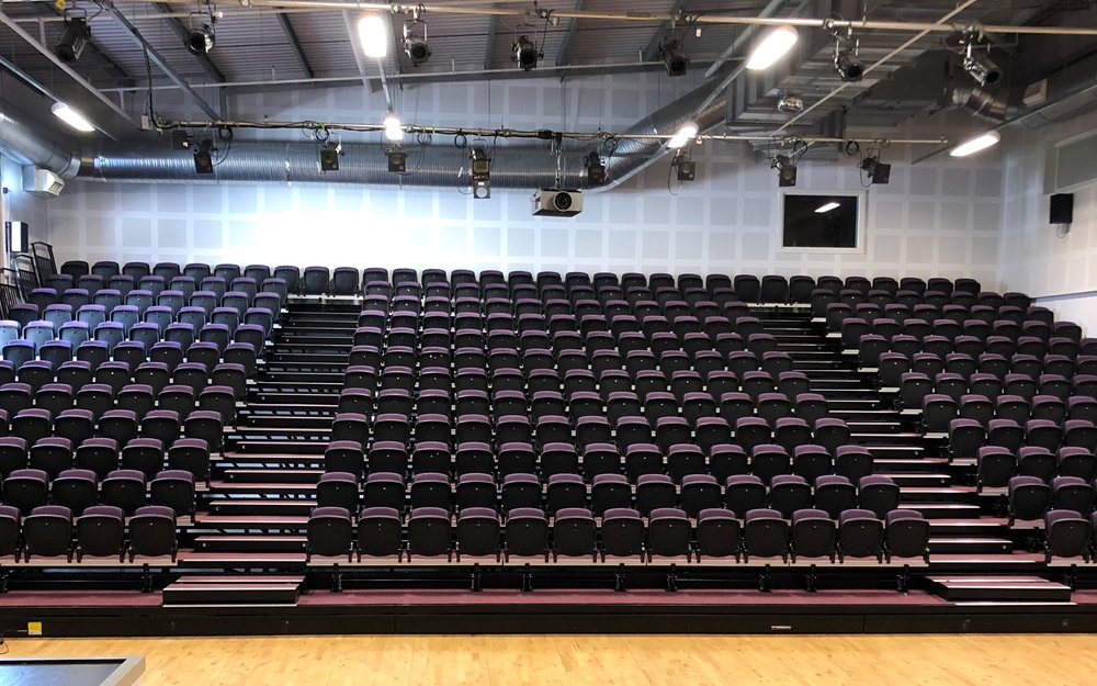 Assembly Hall - Kinross School