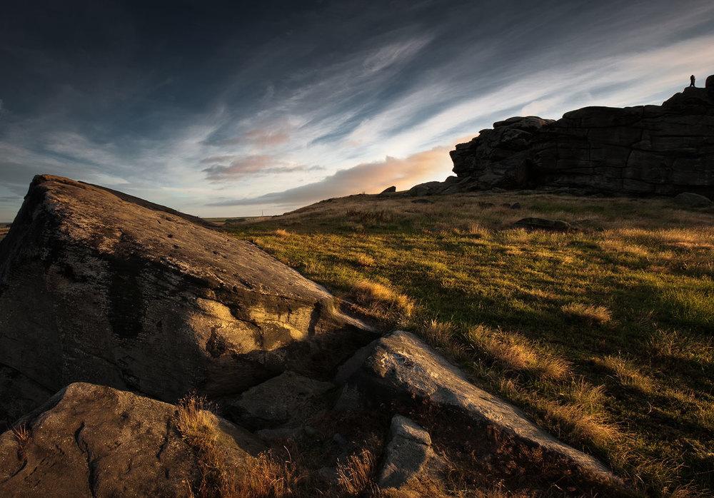 Almscliffe Crags