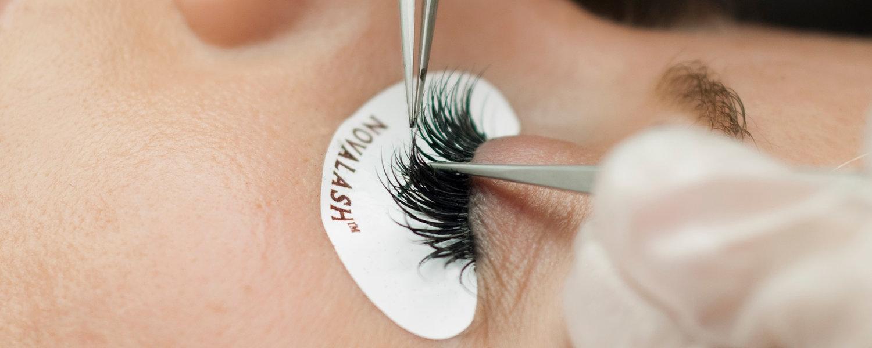 Introducing Novalash Eyelash Extensions Sleeping Beauty Salon