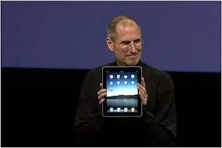 First thoughts on the apple ipad and presentations powerpoint the big differentiator is a very large screen and a user interface that can be manipulated using the touch of a finger exactly the same way you interact toneelgroepblik Image collections
