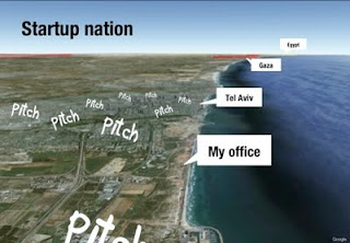 Tilting Google maps — PowerPoint templates and presentation