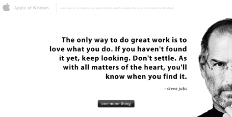 Steve jobs quotes powerpoint templates and presentation for Steve jobs powerpoint template