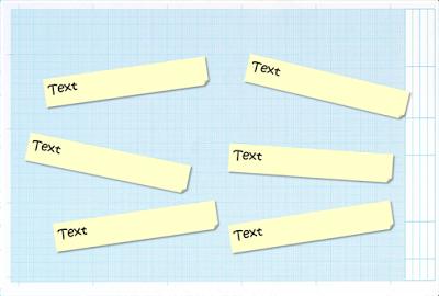 Chart Concept Hand Written Notes Powerpoint Templates