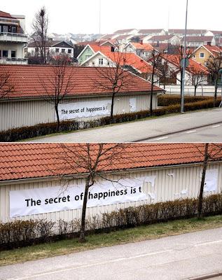 Street art the secret of happiness is powerpoint templates street art the secret of happiness is toneelgroepblik Gallery