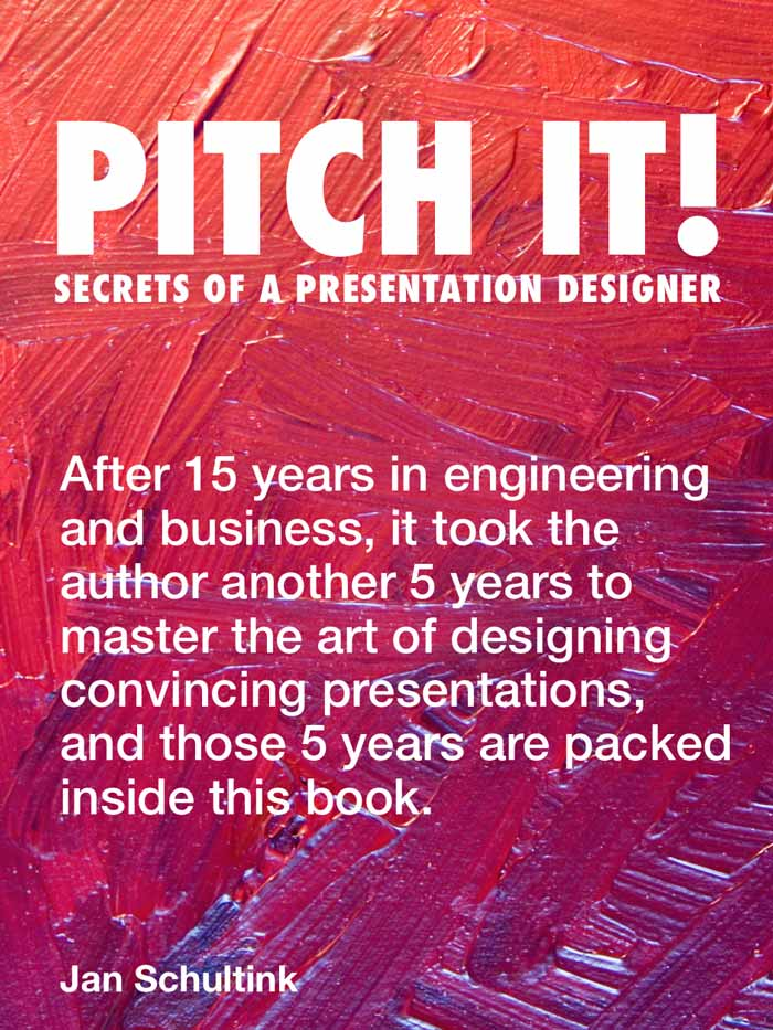 My free presentation design book