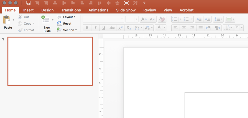 Customisable toolbar in powerpoint finally powerpoint templates make sure you have the latest update installed and you will have access to a new icon in the powerpoint preferences dialogue box toneelgroepblik Images