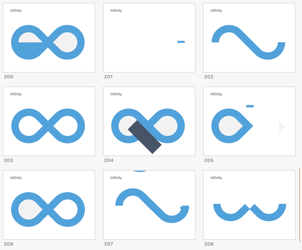 Creating An Infinity Symbol In Powerpoint Powerpoint Templates And