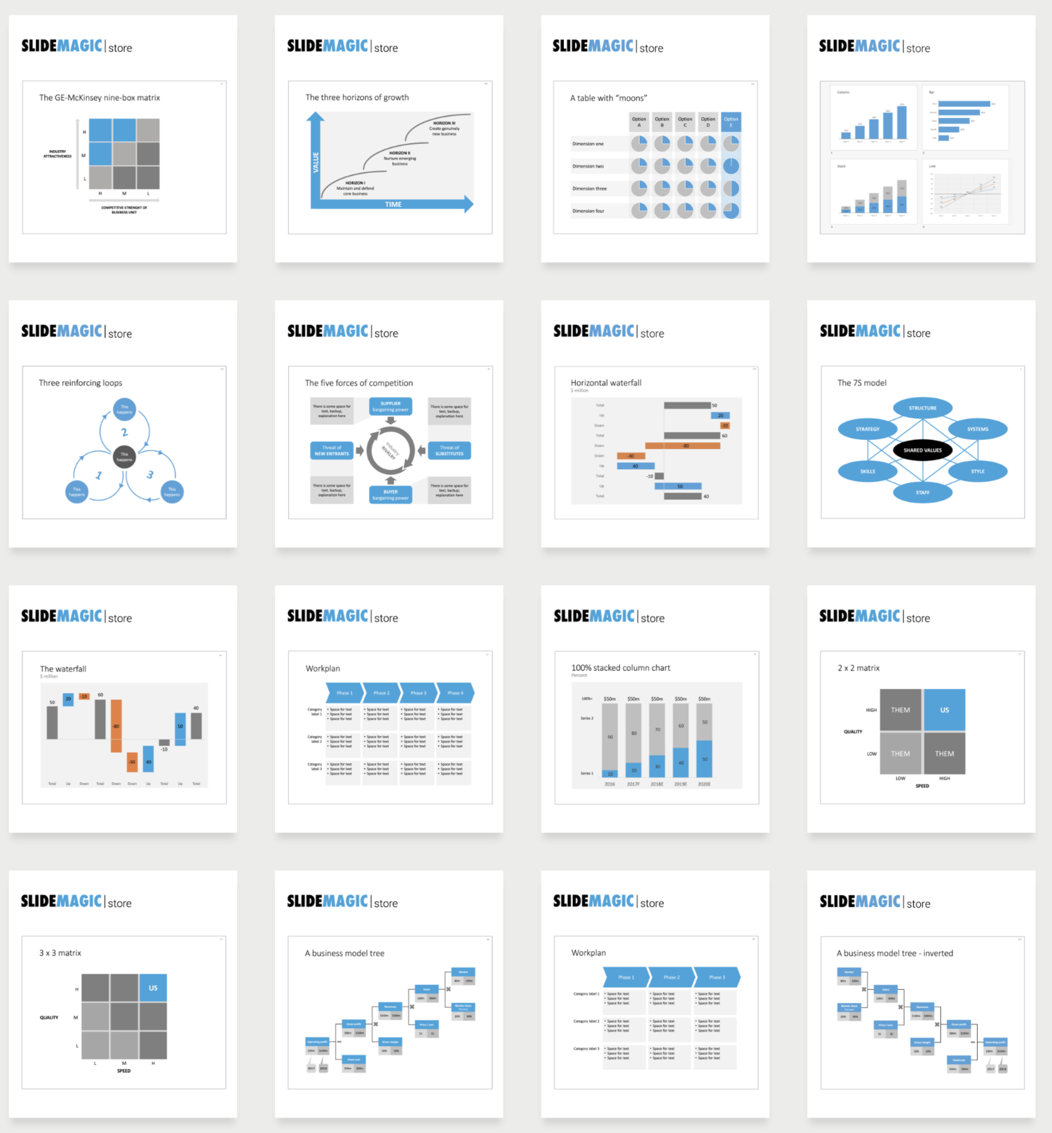 Googling For Free McKinsey PowerPoint Templates