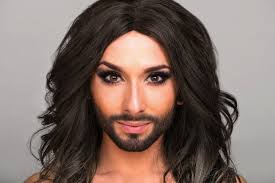 Conchita - Winner of Eurovision Song Contest