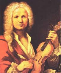 Antonio Vivaldi  (The Red Haired Priest)