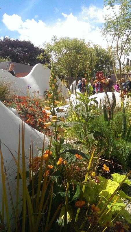 pure land foundation garden by fernando gonzalez chelsea 2015 fresh gardens