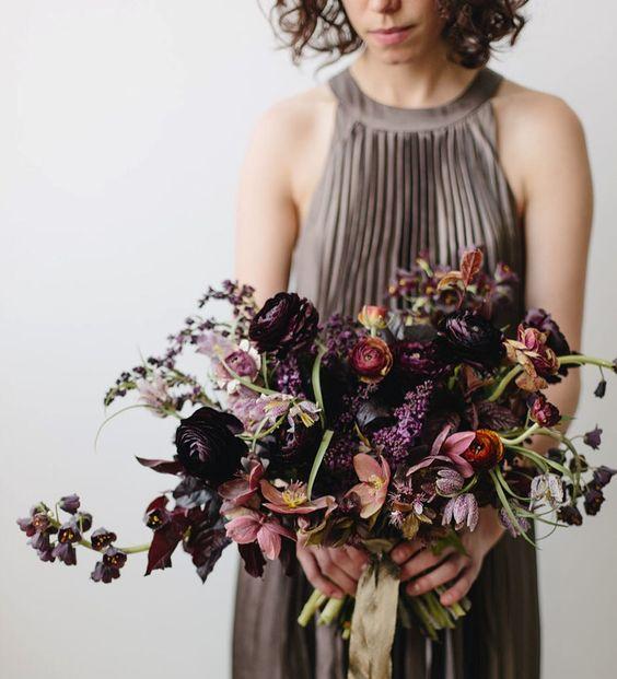 Sarah Winward's joyful, clever and fresh use of colour, texture and seasonality.