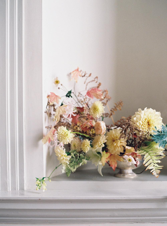 Compote arrangement