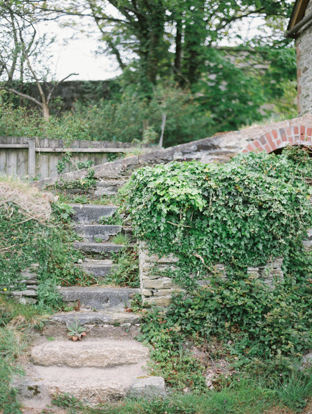 Cornish steps