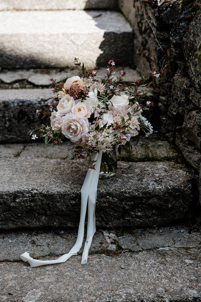 Bridal Bouquet Boconnoc