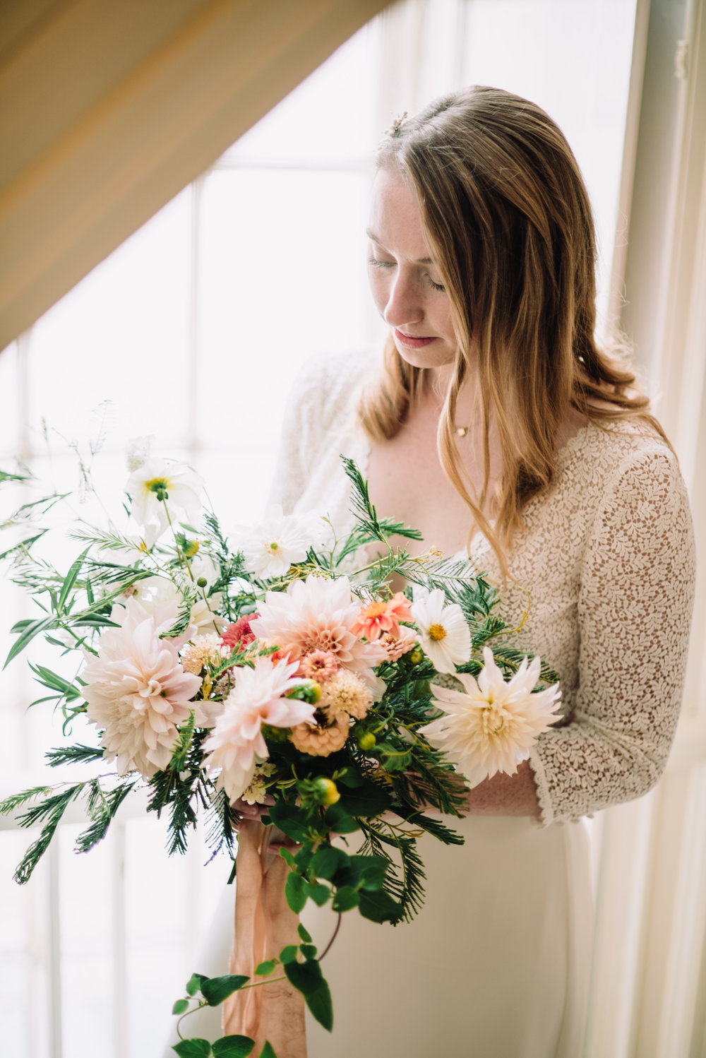 Tredudwell Bridal Bouquet
