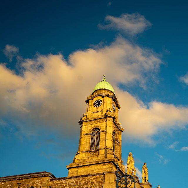 Sunset in #dublin