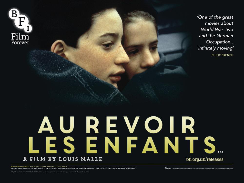 Au Revoir Les Enfants Quad poster.jpg