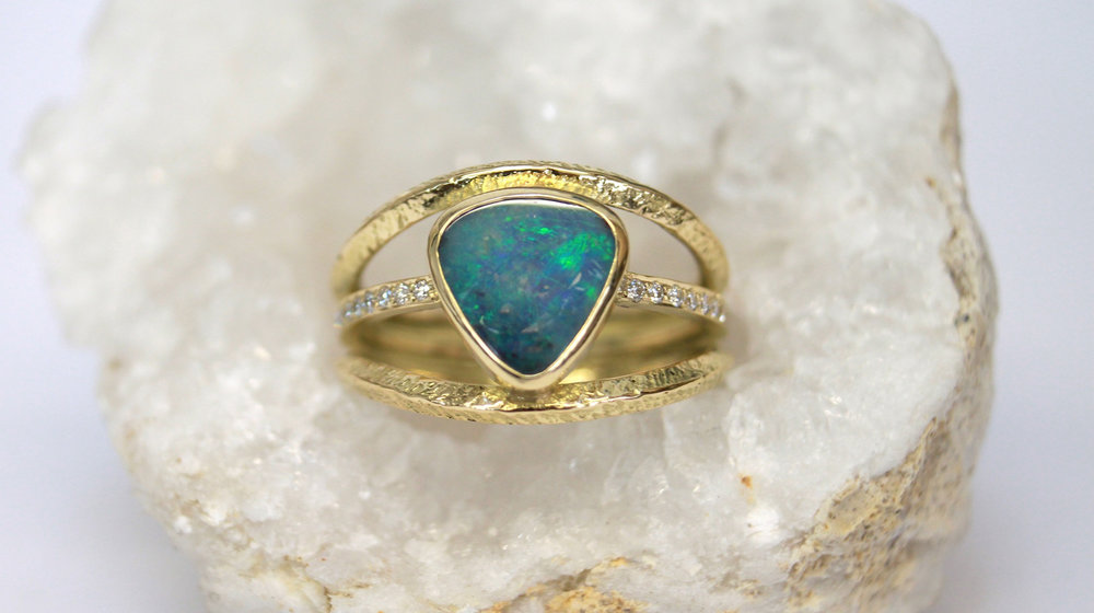 Opal Shield Diamonds Sorrel Bay Fine Jewellery.jpg