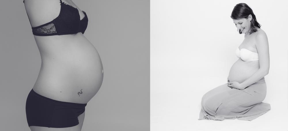 Schwangerschaftsfotografie Studio
