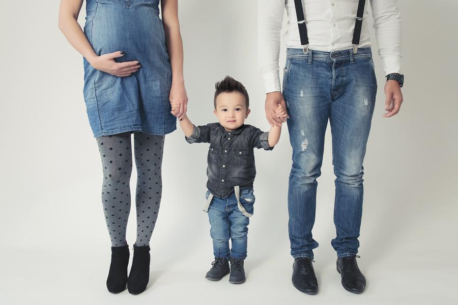 Babybauchfoto 2
