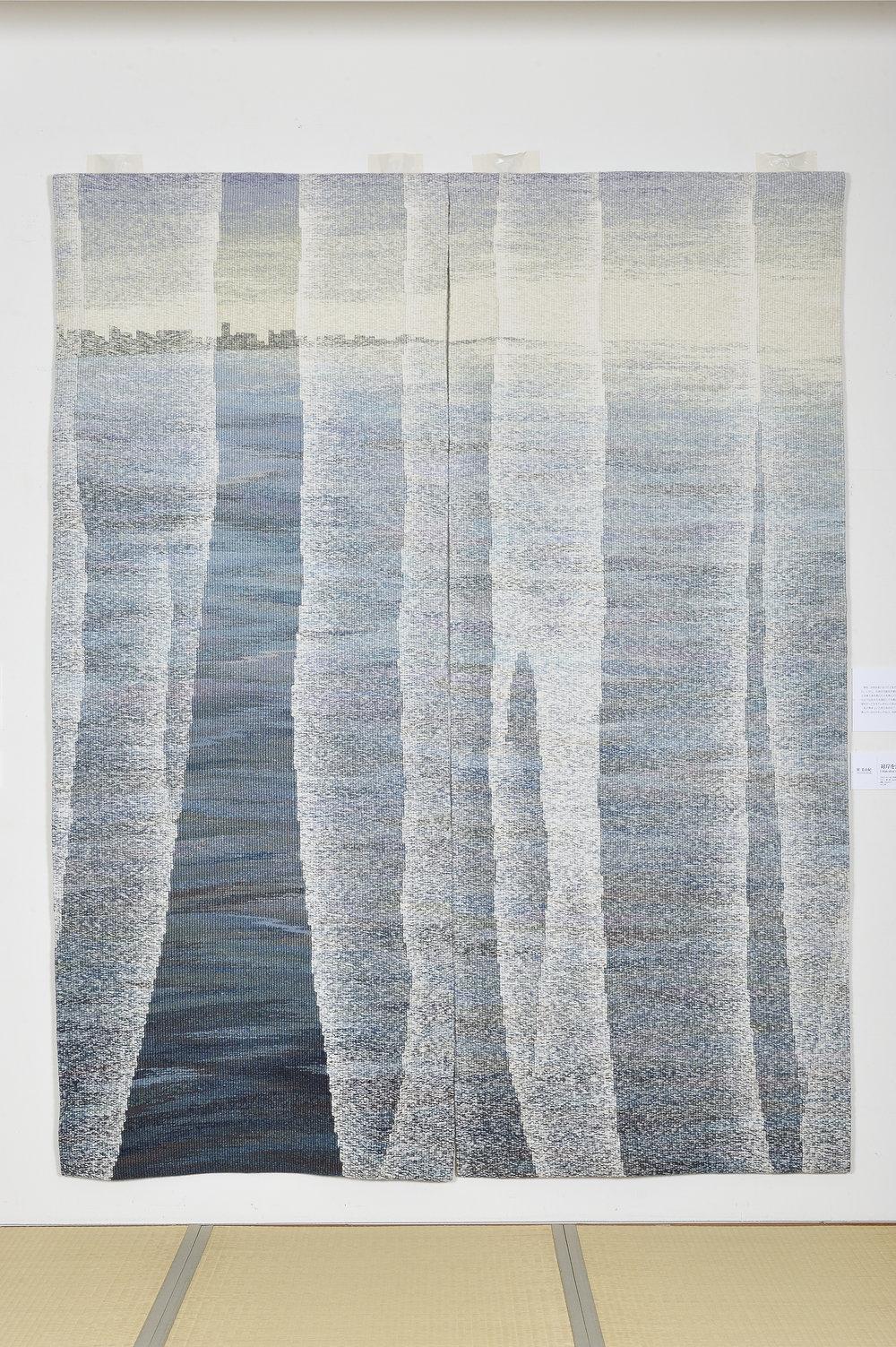 Miyuki Tatsumi - Reflection on the other side