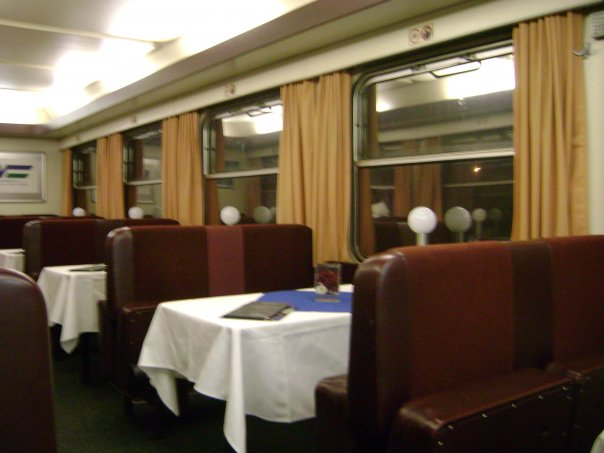 One of my first writing tables: the train car on the fast train from Prague to Frydek-Mistek, late 90s