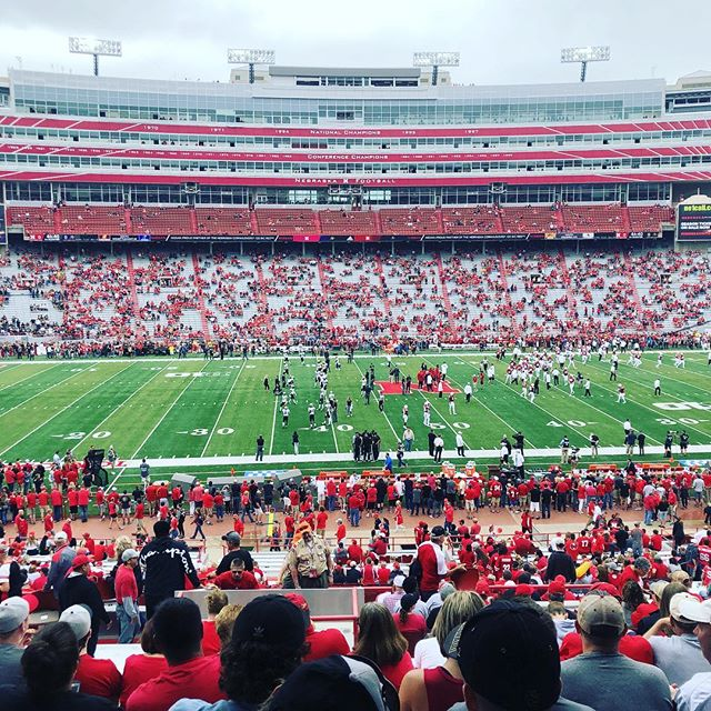 I am home. #nebraskaborn #birthright #gbr