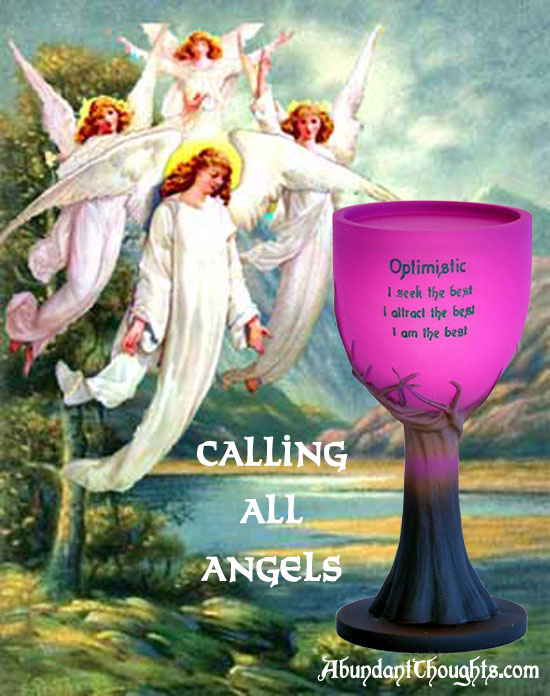 3 days remaining on Kickstarter. CALLING ALL ANGELS to gather and raise the support I seek to help others to help themselves with the #abundantthoughts @Affirmation Grails.   http://kck.st/1i29lBg