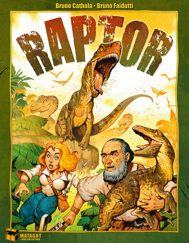 Let's face it, if the game is even half as good as this cover - it's a winner winner raptor dinner.
