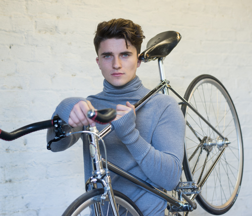 cycling menswear alternative to lycra