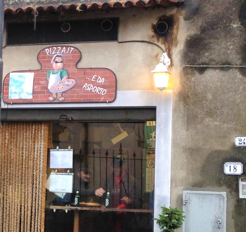Pizza IT Chianti