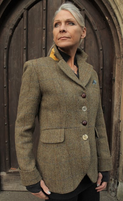 Heath tweed jacket