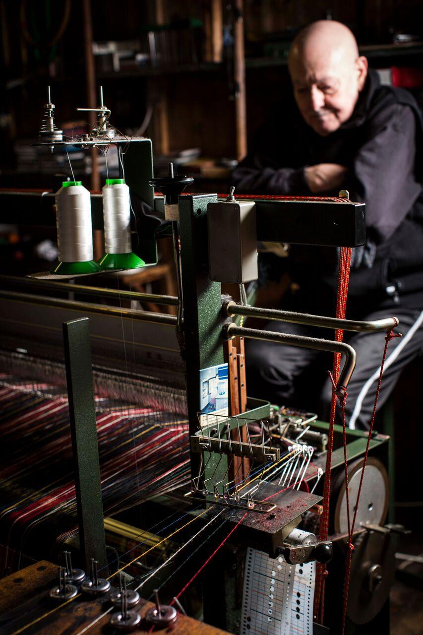 weaver harris tweed