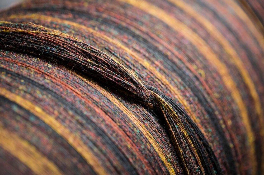 harris tweed weave