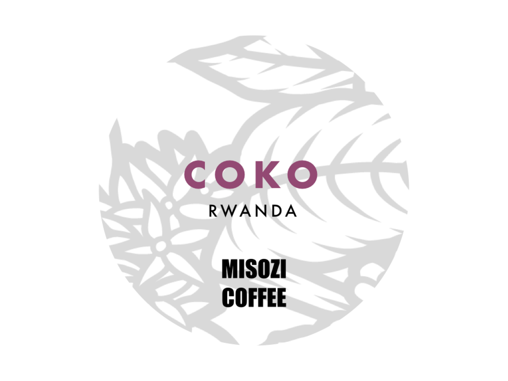 Coko Honey Washed - notes of cherry, mandarin, strawberry. honey washed process guided by Twongerekawa Coko's trusted roasters.