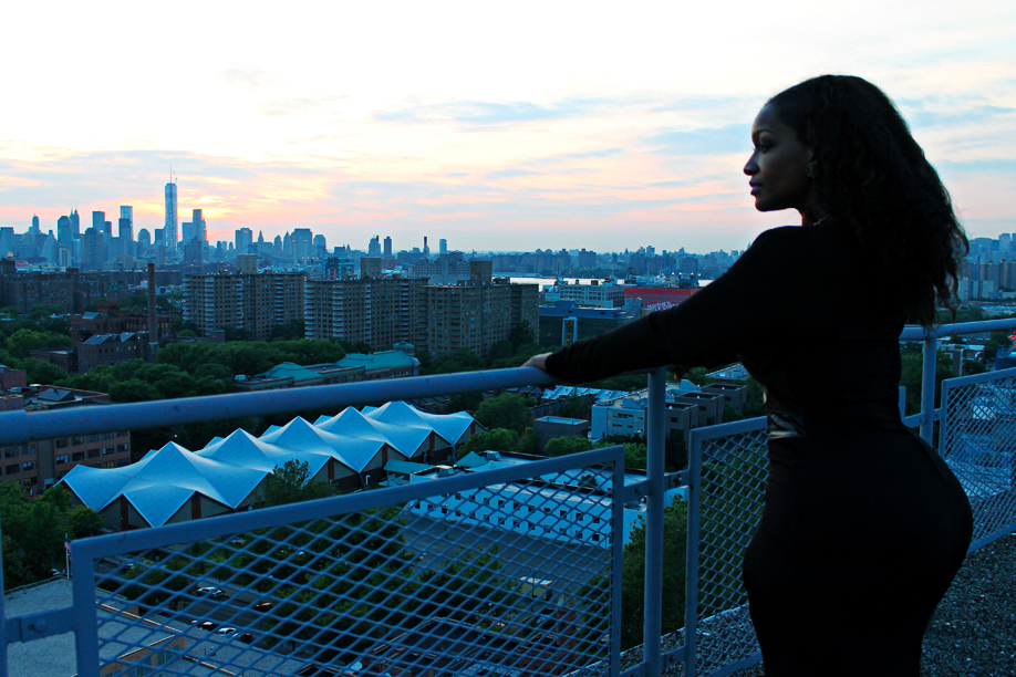 """As Ms New York Plus America 2014 Emicia's platform is  """"Empowering Underserved Youth ...  Building Stronger Communities""""."""