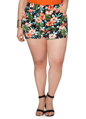 Tropic shorts