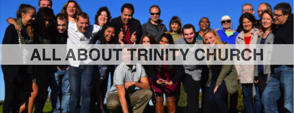 NEW to trinity? Find some of the info you are looking for here!!